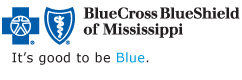 Blue Cross of MS logo