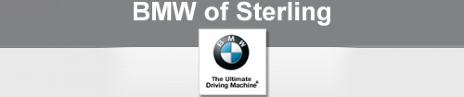 Sterling BMW logo
