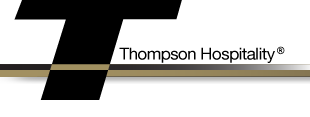 Thompson Hospitality logo