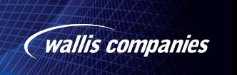 Wallis Companies logo